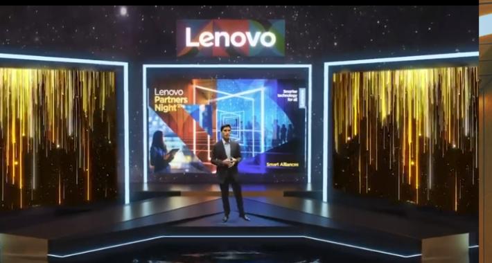 Lenovo Partners Night reconoce logros alcanzados en 2021