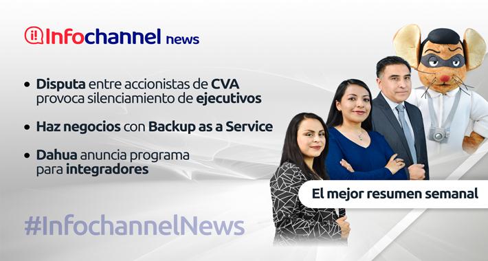 En Grupo CVA, calladitos se ven más bonitos   #InfochannelNews