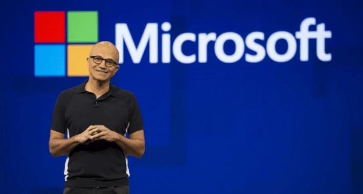 Satya Nadella asume la presidencia de Microsoft