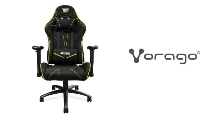 ¿Vendes sillas para gamers? Vorago te dice cómo