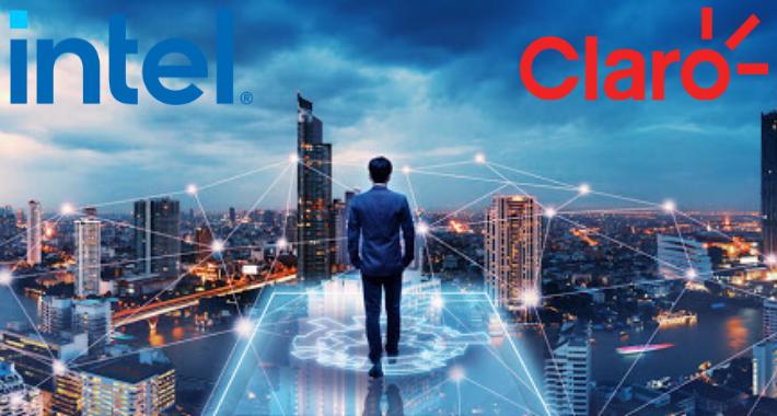 Soluciones inteligentes de monitoreo con Intel y Claro 360