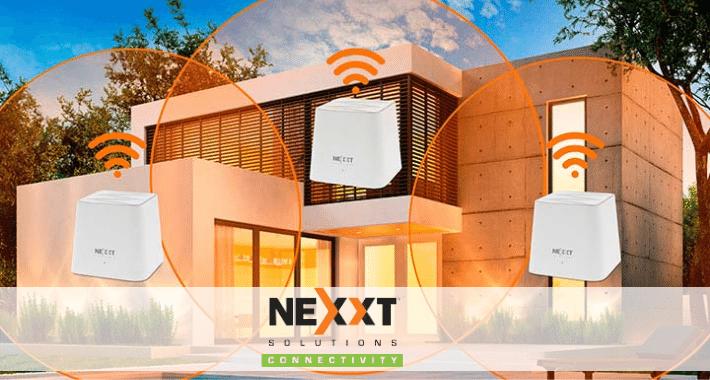 Conecta cada rincón de casa o Pyme con soluciones Mesh