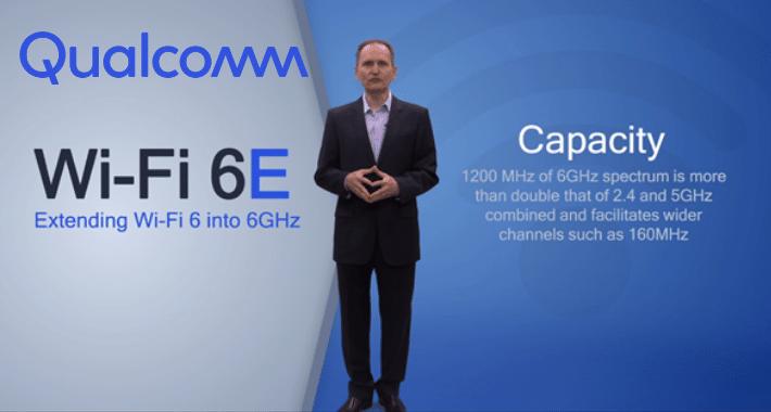 Qualcomm promueve Fast Connect para WiFi 6 y WiFi6E
