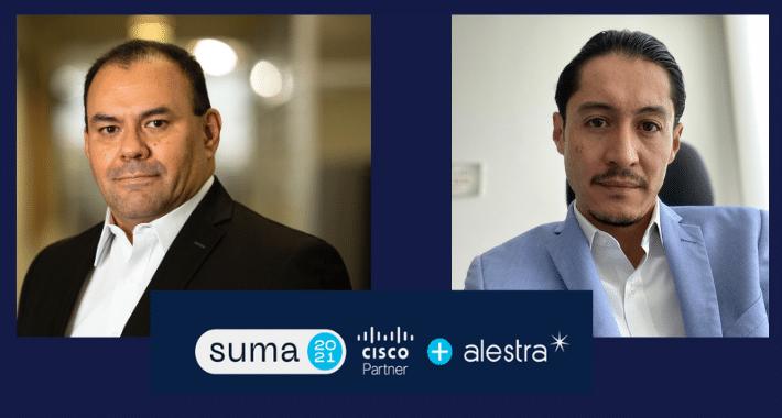 Alestra y Cisco realizan Suma 21 ¿Ya te inscribiste?