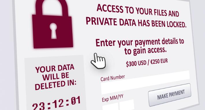 ¿Por qué los ataques de ransomware son tan efectivos?