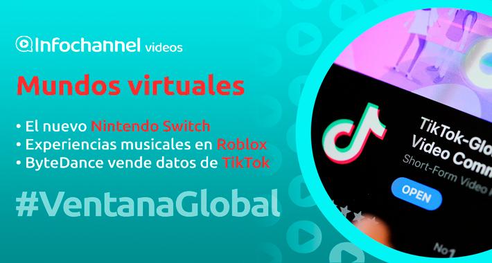 Mundos virtuales: Nintendo Switch, Roblox y ByteDance