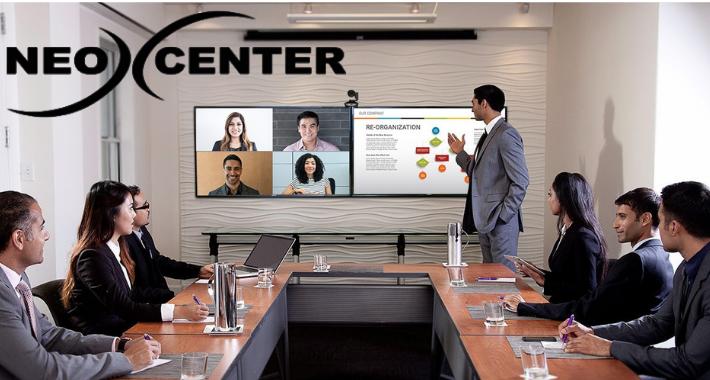 Neocenter lista para habilitar espacios de colaboración