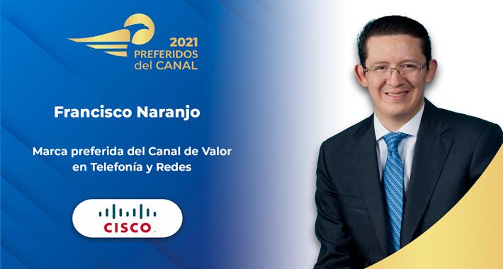 Cisco: El fabricante preferido en redes por el canal