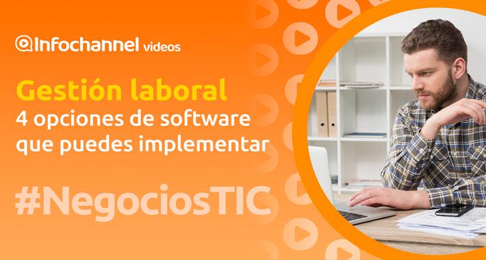 Aporta soluciones de gestión laboral para ambientes híbridos de trabajo