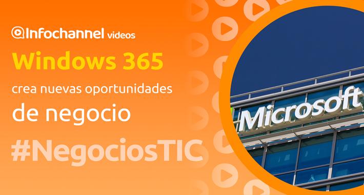 Windows 365 lleva las PCs a la nube