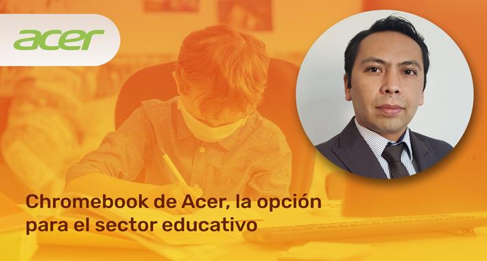 Acer promueve su línea Chromebook entre el canal