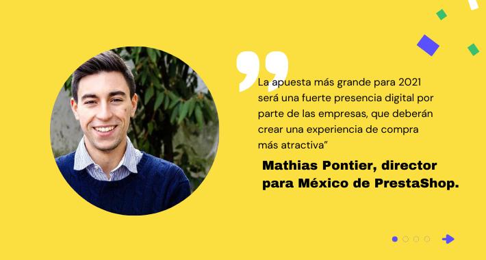 Mathias Pontier, PrestaShop