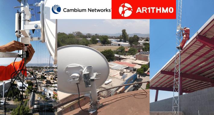 León Guanajuato triplica conectividad inalámbrica