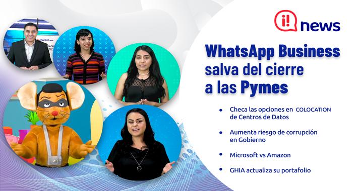 WhatsApp evita el cierre de Pymes
