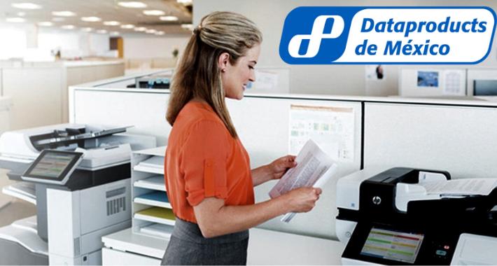 Dataproducts impulsa la adopción de impresión as a Service