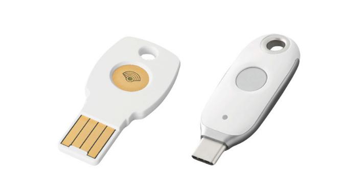 Google presenta línea de llaves de seguridad: Titan