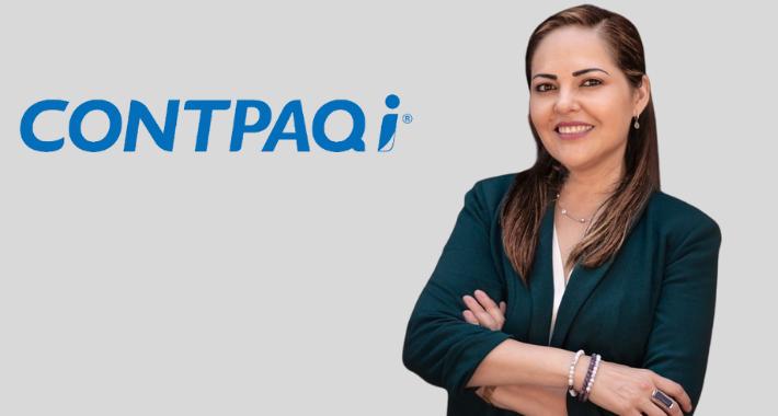 CONTPAQi anuncia a Lizbeth Ortega como directora comercial