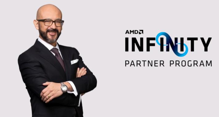 AMD lleva a tus clientes mayor capacidad de cómputo