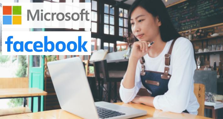 Microsoft y Facebook reactivan a la MiPyme