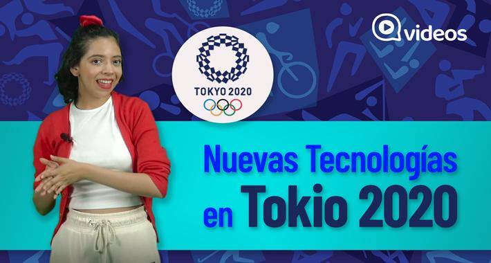 ¿Qué tecnologías se utilizan en los Juegos Olímpicos de Tokio 2020?