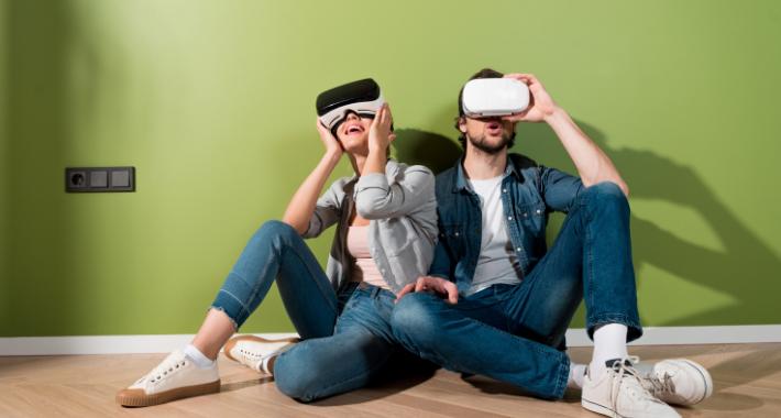 Realidad Virtual así ayudó durante la pandemia