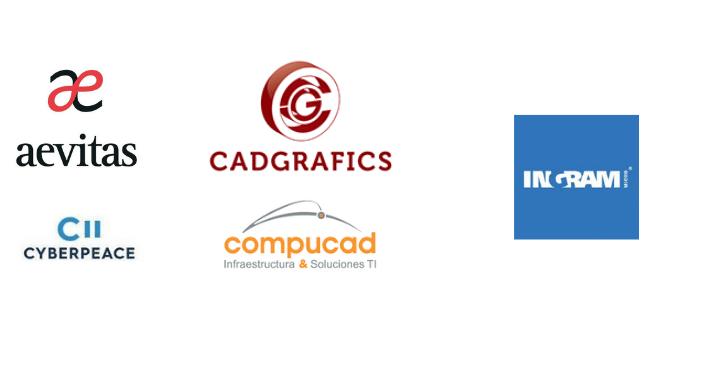 Compucad, Cyberpeace, CADGRAFICS y Aevitas fueron reconocidos por Ingram Micro