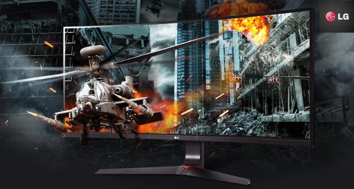 Monitores LG con tecnología Nano IPS; la mejor opción para el mercado gamer