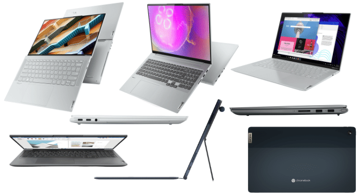 Lenovo alista su arsenal de cómputo con Windows 11