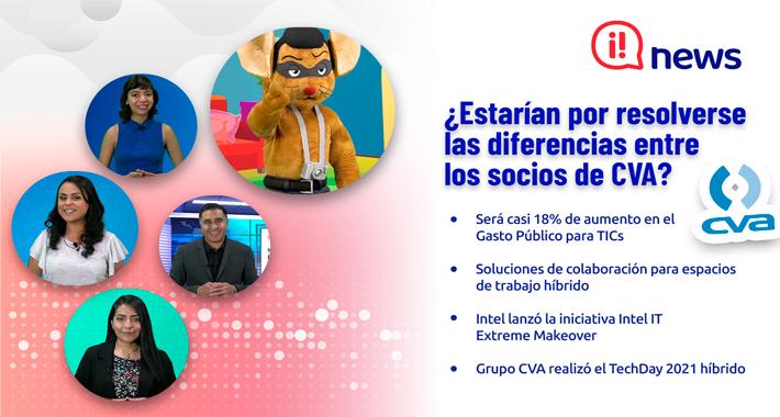 ¿En qué va la telenovela de Grupo CVA?
