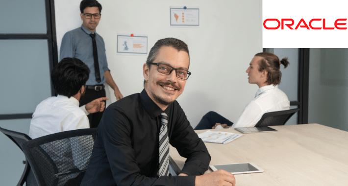 Expertos en venta y preventa, atención al cliente y consultoría, Oracle los busca.