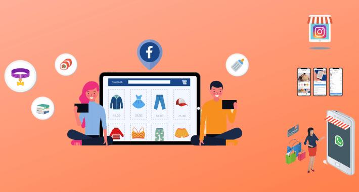 Si aún no vendes vía Facebook, WhatsApp o Instagram, ¿Qué esperas?