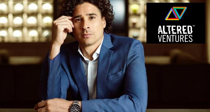 Guillermo Ochoa invierte en tecnología y videojuegos