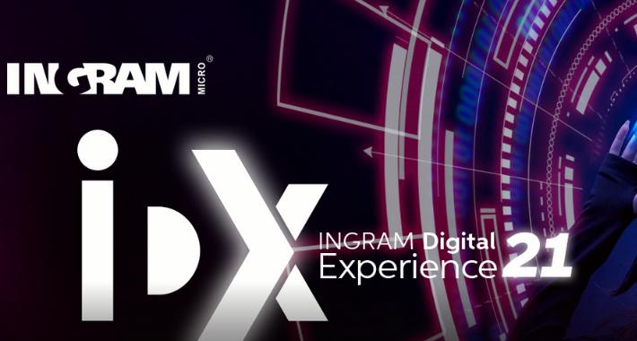 #IDX2021, Ingram Micro potencia tu  innovación y creatividad