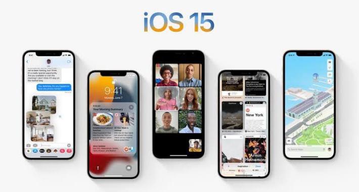 Hoy se estrena el iOS 15 ¿Vas a actualizar tus dispositivos Apple?