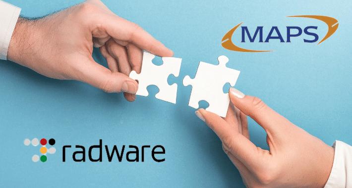 Sinergia MAPS y Radware mejora tu oferta de ciberseguridad
