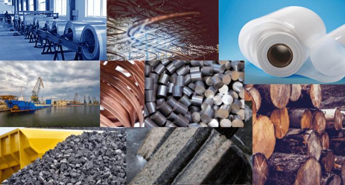 Tres razones explican el desabasto de materias primas que vive el comercio mundial