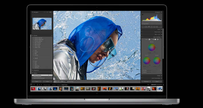 Apple presenta la nueva era de MacBook Pro