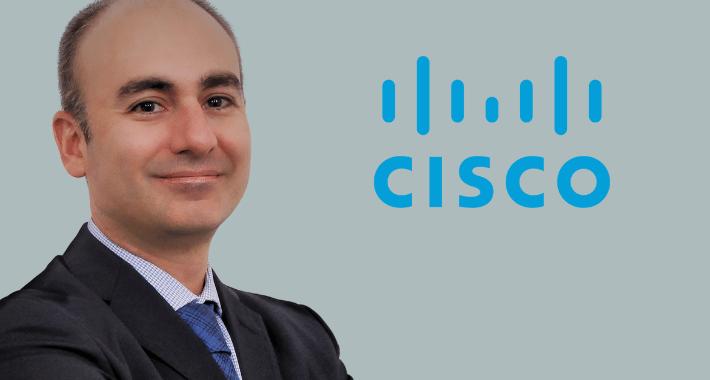 Con tu expertise y la ayuda de Cisco puedes transformar al país