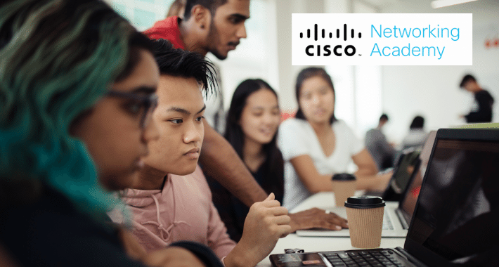Cisco Networking Academy cumple 23 años capacitando jóvenes