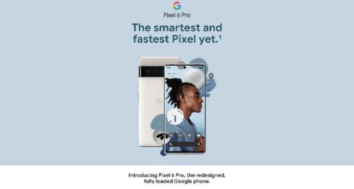 Se filtran características del Google Pixel 6 antes de su evento