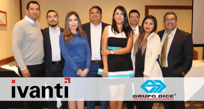 Vende servicios administrados de seguridad con Ivanti y Grupo Dice