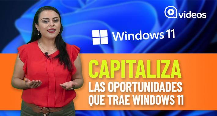 ¿Qué tipo de negocios puedes hacer con Windows11?