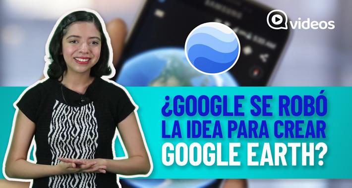 ¿Google se robó la idea de Google Earth de un estudio alemán?