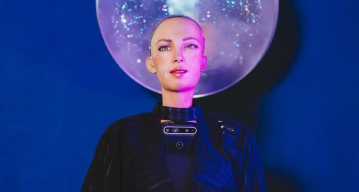 Sophia, la primera robot ciudadana quiere ser madre